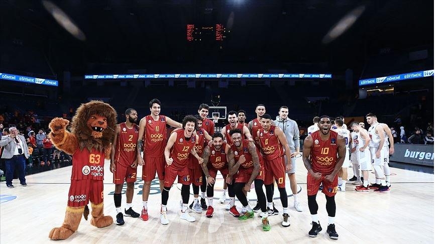 Galatasaray Doğa Sigorta, Dolomiti Energia'yı ağırlayacak