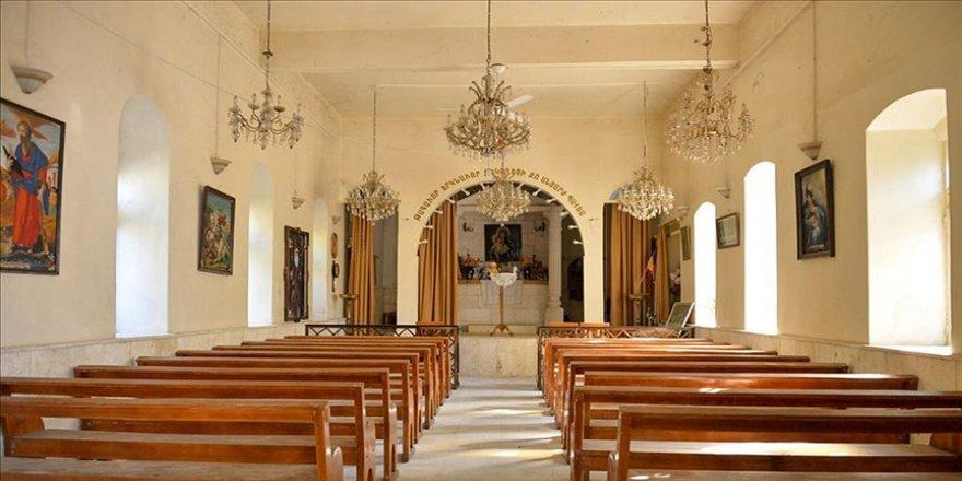 Barış Pınarı Harekatı'nda dini ve tarihi yapı hassasiyeti