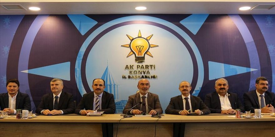 Konya metrosu 4 yılda tamamlanacak