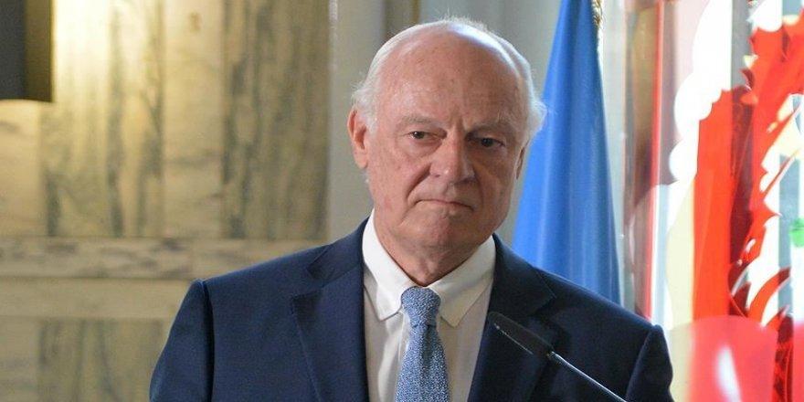 Eski BM Suriye Temsilcisi Mistura: Tarafları ikna için Rusya ve Türkiye'ye ihtiyaç var