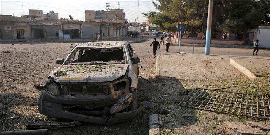Tel Abyad'da PKK/YPG'den sivillere yönelik bombalı saldırı
