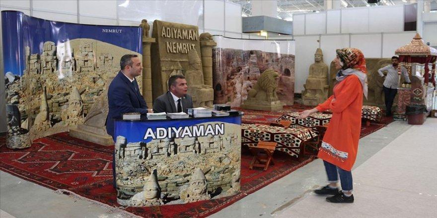 Göbeklitepe Kültürel Miras ve Turizm Fuarı başladı