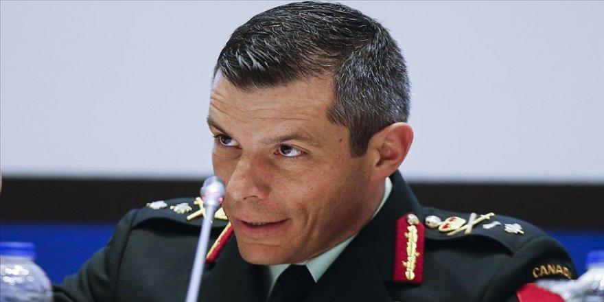 NATO Komutanı Fortin: Türkiye, NATO Irak Misyonu'na kilit katkılar sağlıyor