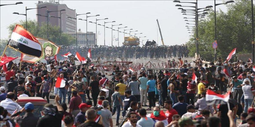"""Sistani'den hükümete """"göstericilerin taleplerini yerine getirin"""" çağrısı"""