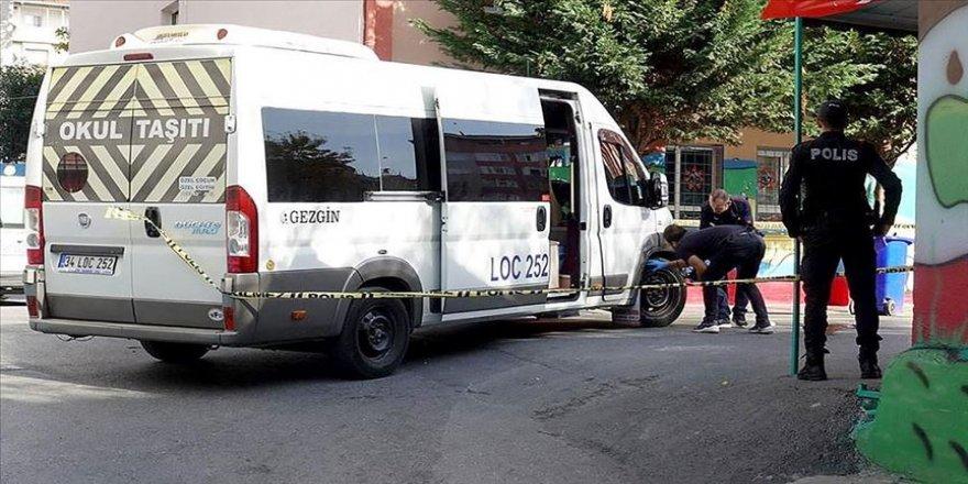 Avcılar'da çocuğa çarparak ölümüne sebep olan servis minibüsü sürücüsü tutuklandı