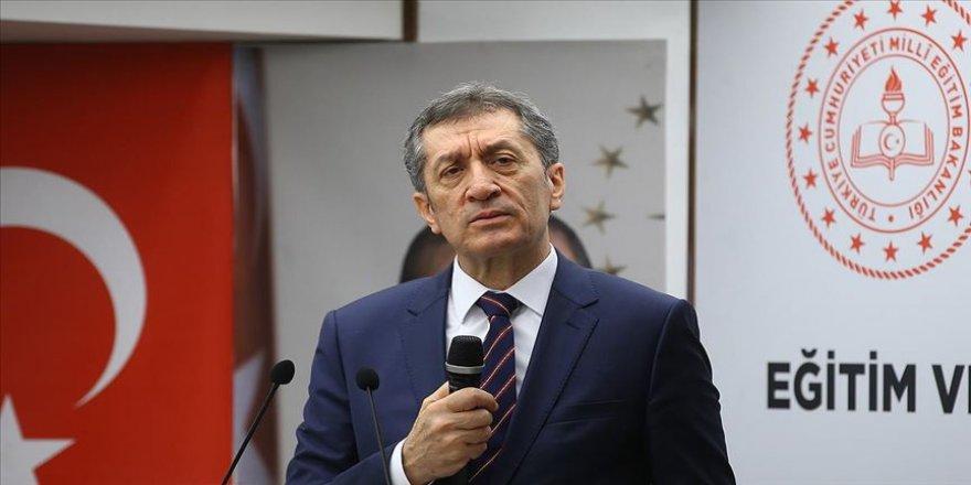 Milli Eğitim Bakanı Selçuk: Belediyelerimizle daha büyük bir iş birliğine ihtiyacımız var