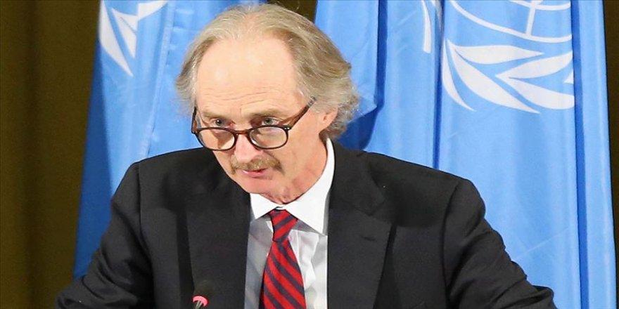 BM Suriye Özel Temsilcisi Pedersen: Suriye Anayasa Komitesi toplantılarına iyi bir başlangıç yaptık