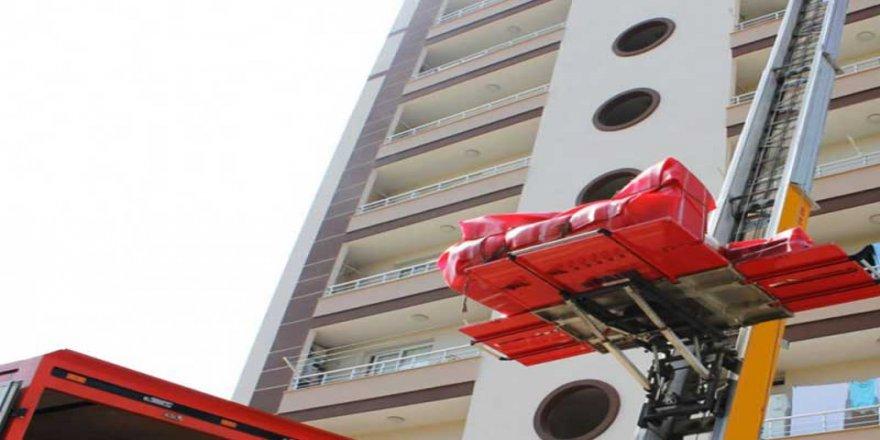 Trabzon Asansörlü Nakliyat