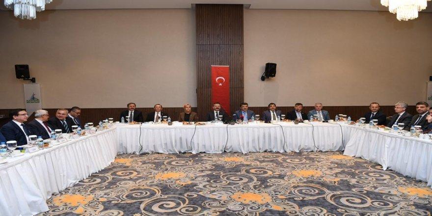 TBMM Meclis Araştırma Komisyonu'nun Kocaeli İstişare Toplantısı Gerçekleştirildi.