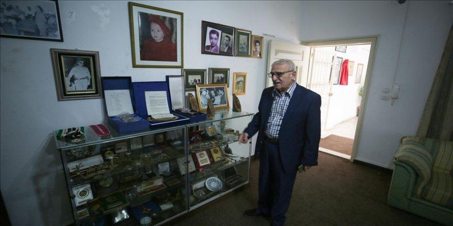 Arafat'ın Gazze'deki evinde hatıraları yaşatılıyor