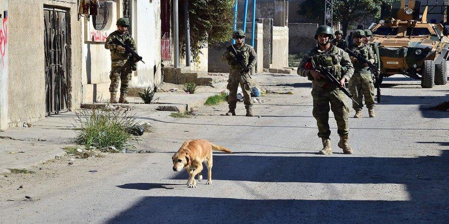 Barış Pınarı Harekatı bölgesinde 923 EYP ile 337 mayın etkisiz hale getirildi