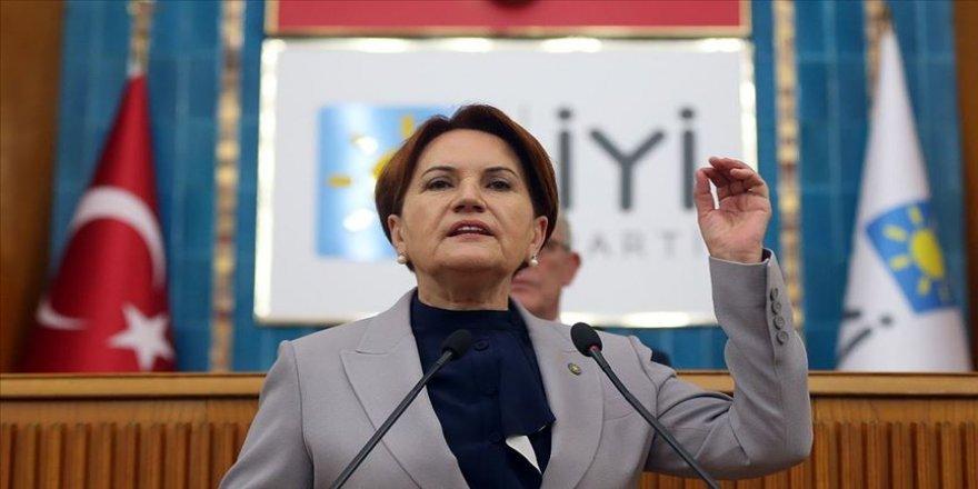 Genel Başkan Akşener: Bizim için güçlü Türkiye güçlü kadınlarla mümkün