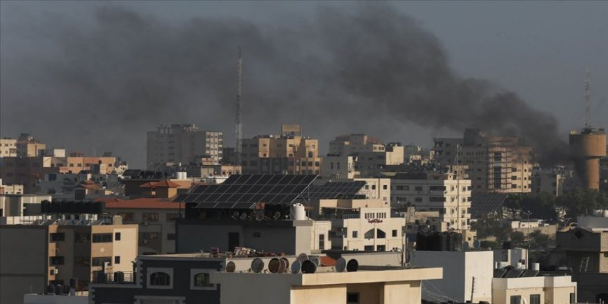 İsrail'den Gazze'ye hava saldırısı: 1 ölü