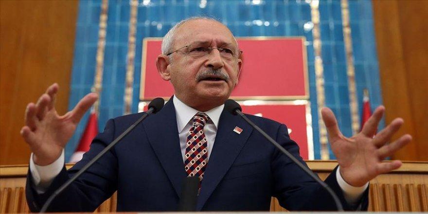 CHP Genel Başkanı Kılıçdaroğlu: İşsizliğin olduğu yerde huzur olmaz