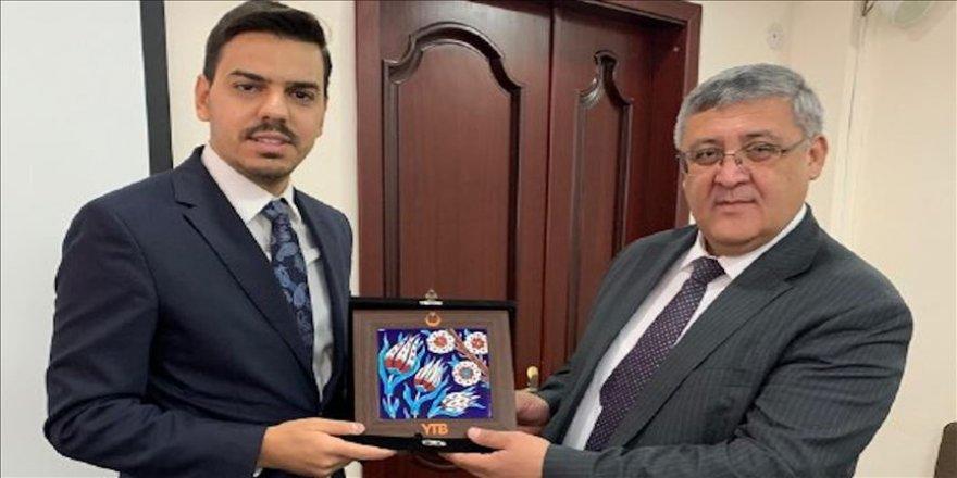 'Özbekistan'dan daha fazla öğrenci Türkiye'de eğitim almalı'
