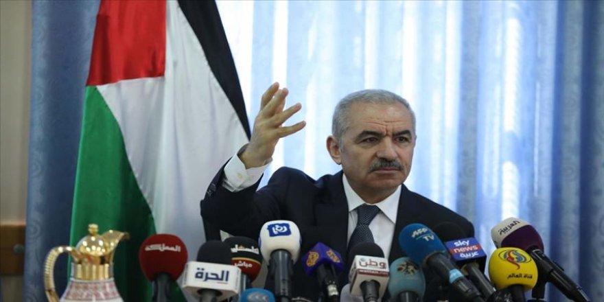 Filistin Başbakanı'ndan uluslararası topluma 'Gazze'deki gerginliği durdurun' çağrısı