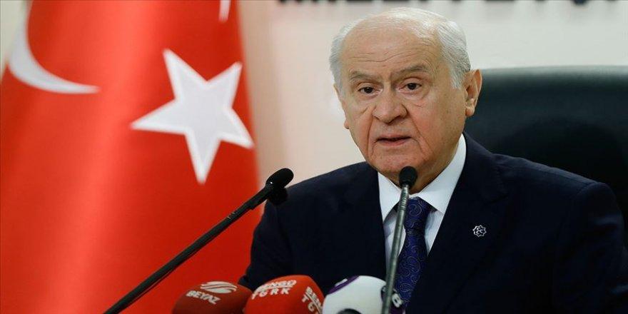 Devlet Bahçeli: Erdoğan'ın tarihi ziyaretini tartışmaya açmak Türkiye'ye haksızlıktır