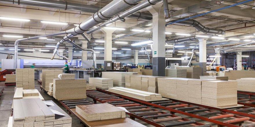 2,6 milyar dolarlık mobilya ihracatının 1,6 milyar dolarlık kısmı Marmara Bölgesi'nden