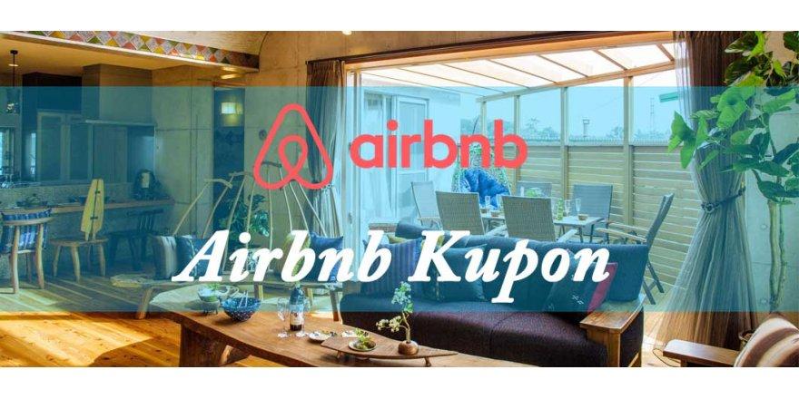 Airbnb'de ilk rezervasyonda indirim mümkün