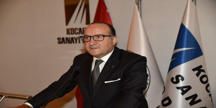 Zeytinoğlu sanayi üretim endeksi verileri ile Kocaeli dış ticaret rakamlarını açıkladı