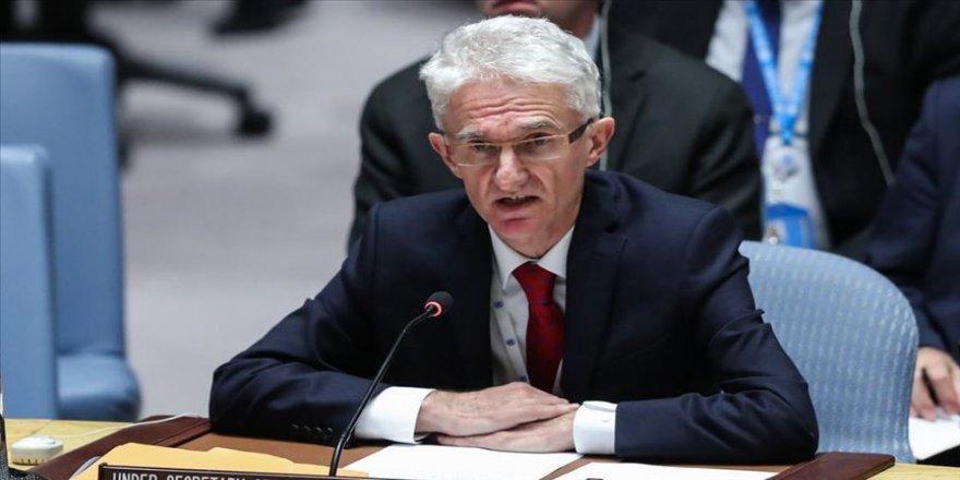 BM: İdlib'e son iki günde 100'den fazla hava saldırısı düzenlendi