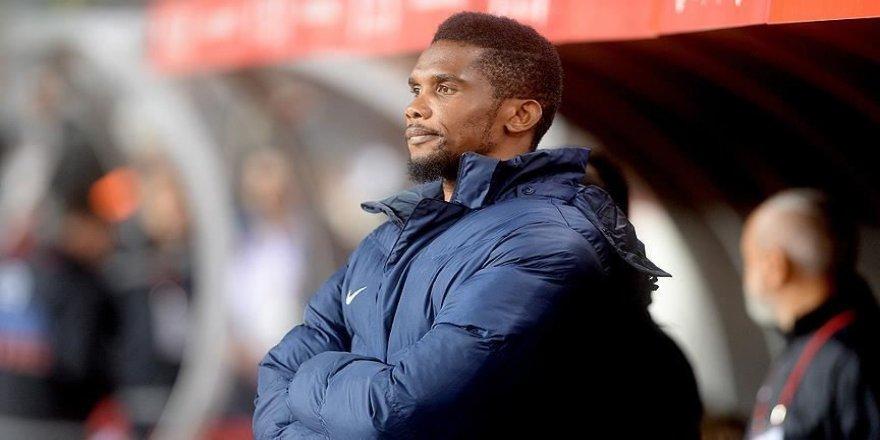 Eto'o Şampiyonlar Ligi'nde kupa kazanan ilk siyahi antrenör olmak istiyor