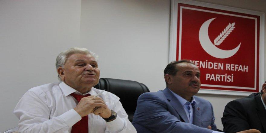 Yeniden Refah Kocaeli'den Karamollaoğlu' na sert cevap ....
