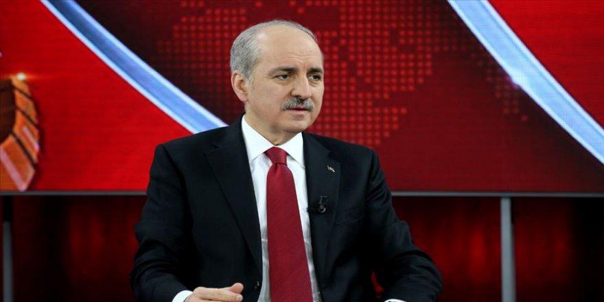 AK Parti Genel Başkanvekili Kurtulmuş: Herkes kendi ülke vatandaşı olan DEAŞ'lıları almak zorundadır