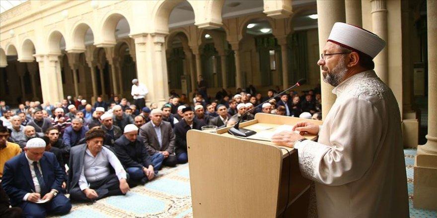 Bakü'de 'Mevlid-i Nebi' programı