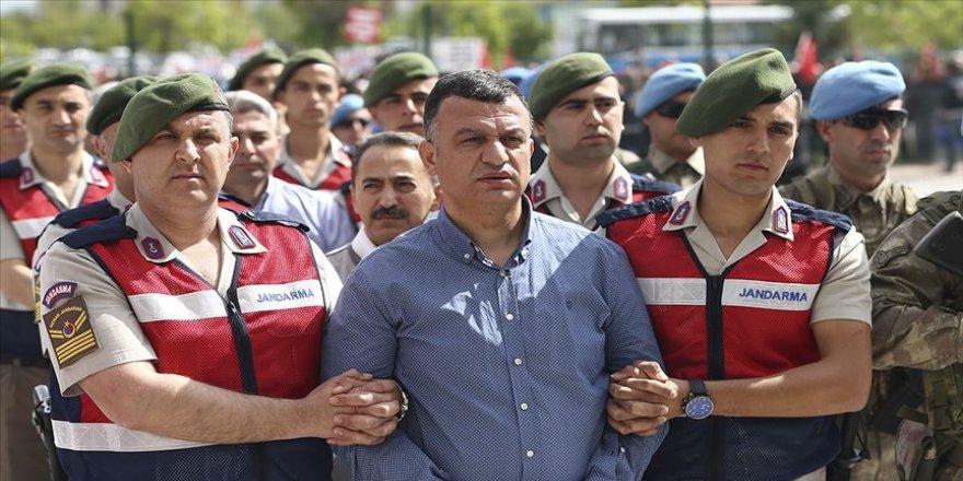 Komandolara Ankara'ya intikal emri veren general Ali Osman Gürcan