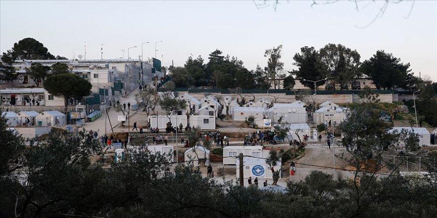 Midilli'deki mülteci kampında bir bebek öldü