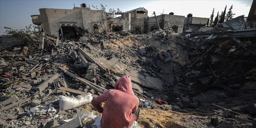İsrail'in son saldırısının Gazze'ye maliyeti 3,1 milyon dolar