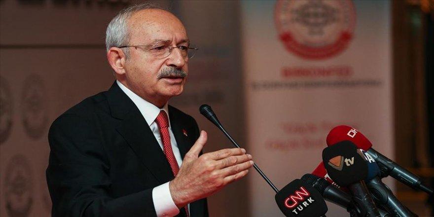 CHP Genel Başkanı Kılıçdaroğlu: En temel sorun liyakat sisteminin çökmesidir
