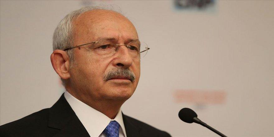 CHP Genel Başkanı Kılıçdaroğlu: Kenter'in vefatından dolayı derin üzüntü duydum