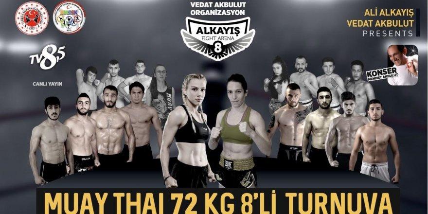 Muay Thai'nin yıldız isimleri Kocaeli'de büyük heyecana sahne olacak