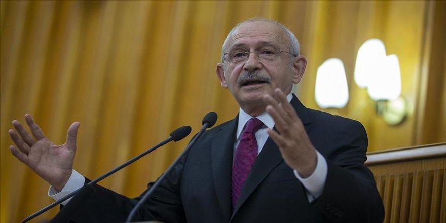 CHP Genel Başkan Kılıçdaroğlu: Hiç kimsenin yaşam tarzına müdahale edilmesini asla kabul etmiyoruz