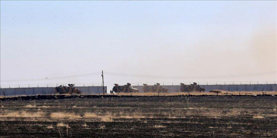 Fırat'ın doğusunda 9. ortak kara devriyesi tamamlandı