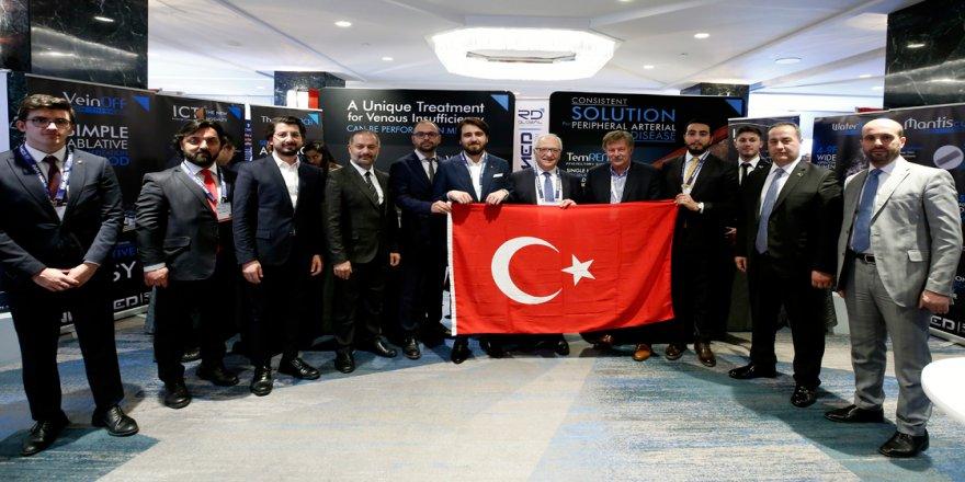 Türkiye'de üretilen yapay kalp ABD'de tanıtıldı