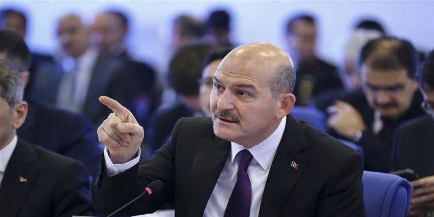İçişleri Bakanı Soylu: Şu anda FETÖ'ye büyük bir operasyon hazırlıyoruz