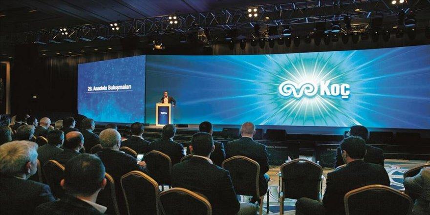 Koç Holding'ten 'yatırımlara devam edeceğiz' mesajı