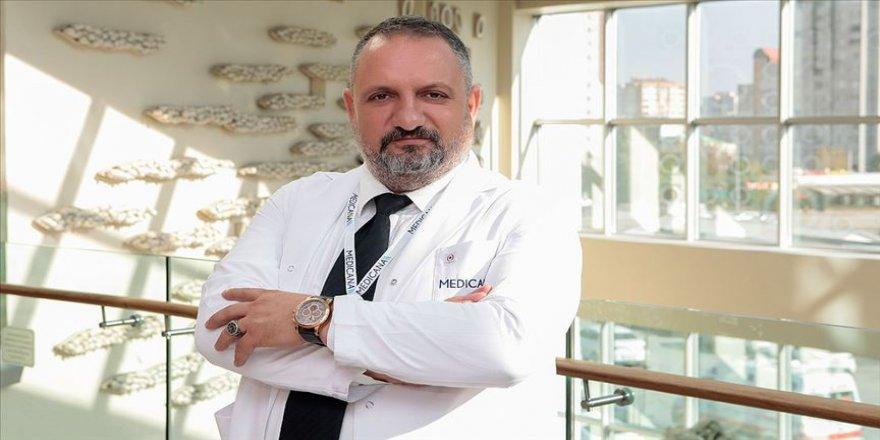 Türkiye'de 2,5-3 milyon kişide anevrizma olduğu tahmin ediliyor