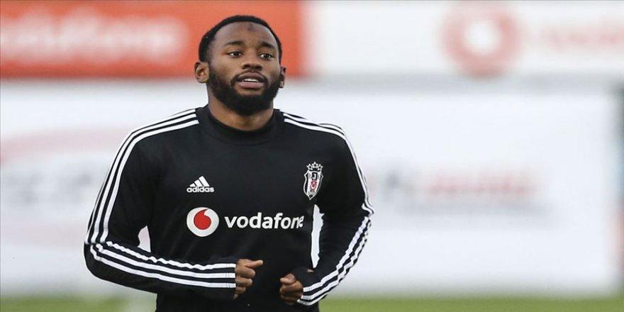 Beşiktaşlı futbolcu N'Koudou Türkiye'de mutlu