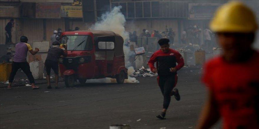 Bağdat'taki hükümet karşıtı gösterilerde 4 kişi öldü