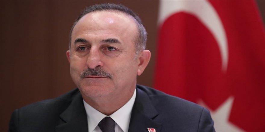 Çavuşoğlu: Türkiye-Japonya Ekonomik Ortaklık Anlaşması müzakerelerini tamamlamayı hedefliyoruz