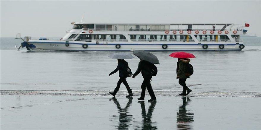 Kuvvetli yağış ve fırtına uyarısı