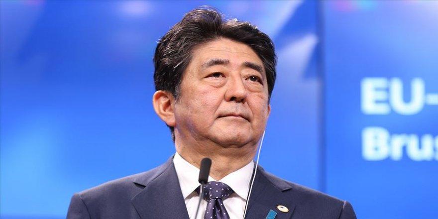 Japonya Başbakanı Abe'den Çin'e 'özgür ve açık Hong Kong' çağrısı