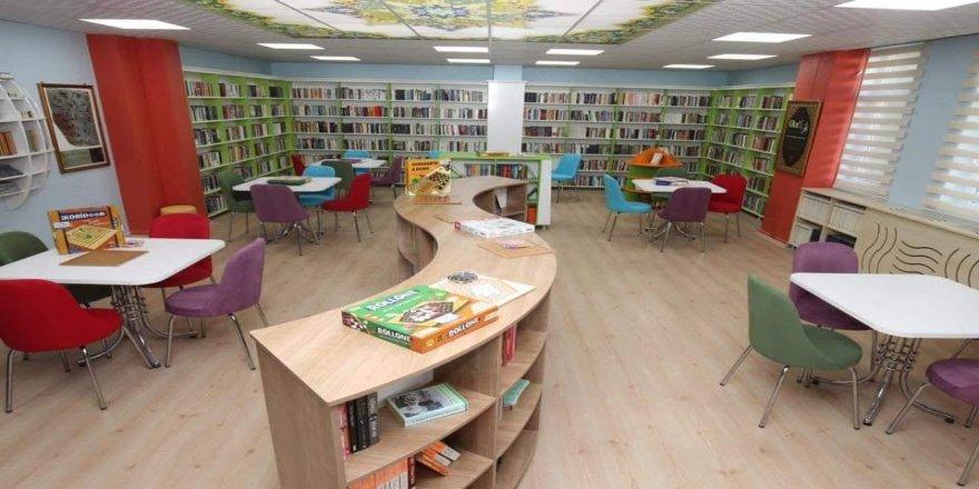 Necmettin Kuyucu'nun adını yaşatacak kütüphane açıldı