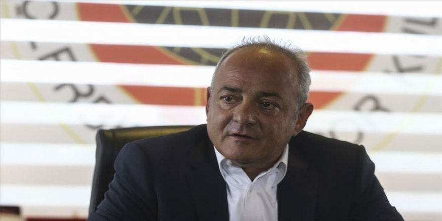 Gençlerbirliği Kulübü Başkanı Cavcav: Ligde son 3 haftada neler yapabileceğimizi göstermeye başladık