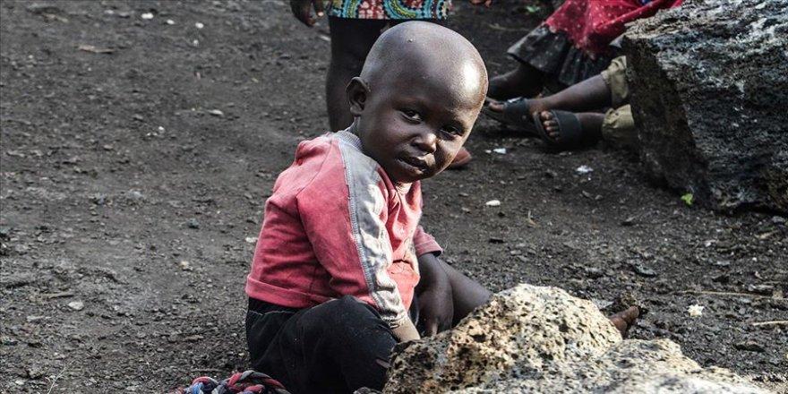 Kongo Demokratik Cumhuriyeti'nde bu yıl 5 bin 110 kişi kızamıktan öldü