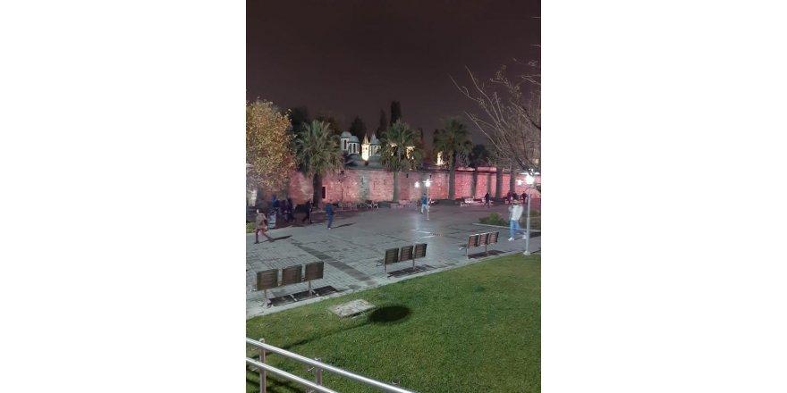 Kent Meydanı Işıl Işıl Oldu